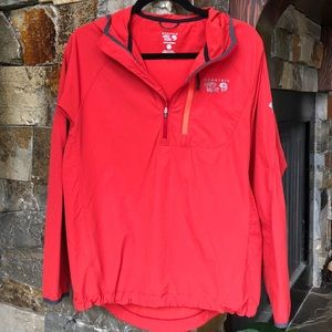 Mountain Hardwear Men's Pullover Jacket